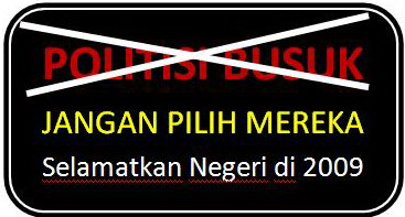 Anti Politisi Busuk